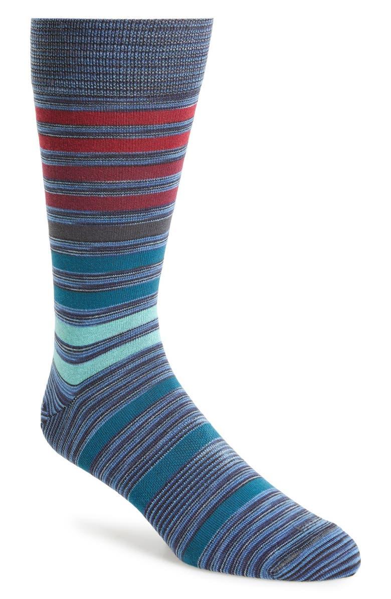 HOOK + ALBERT 'Bluemint' Socks, Main, color, 420
