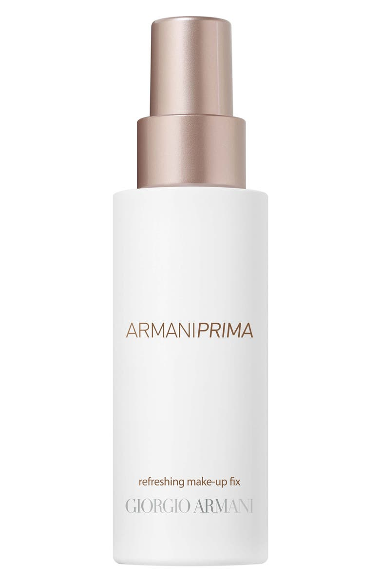 GIORGIO ARMANI Prima Refreshing Makeup Fix, Main, color, NO COLOR