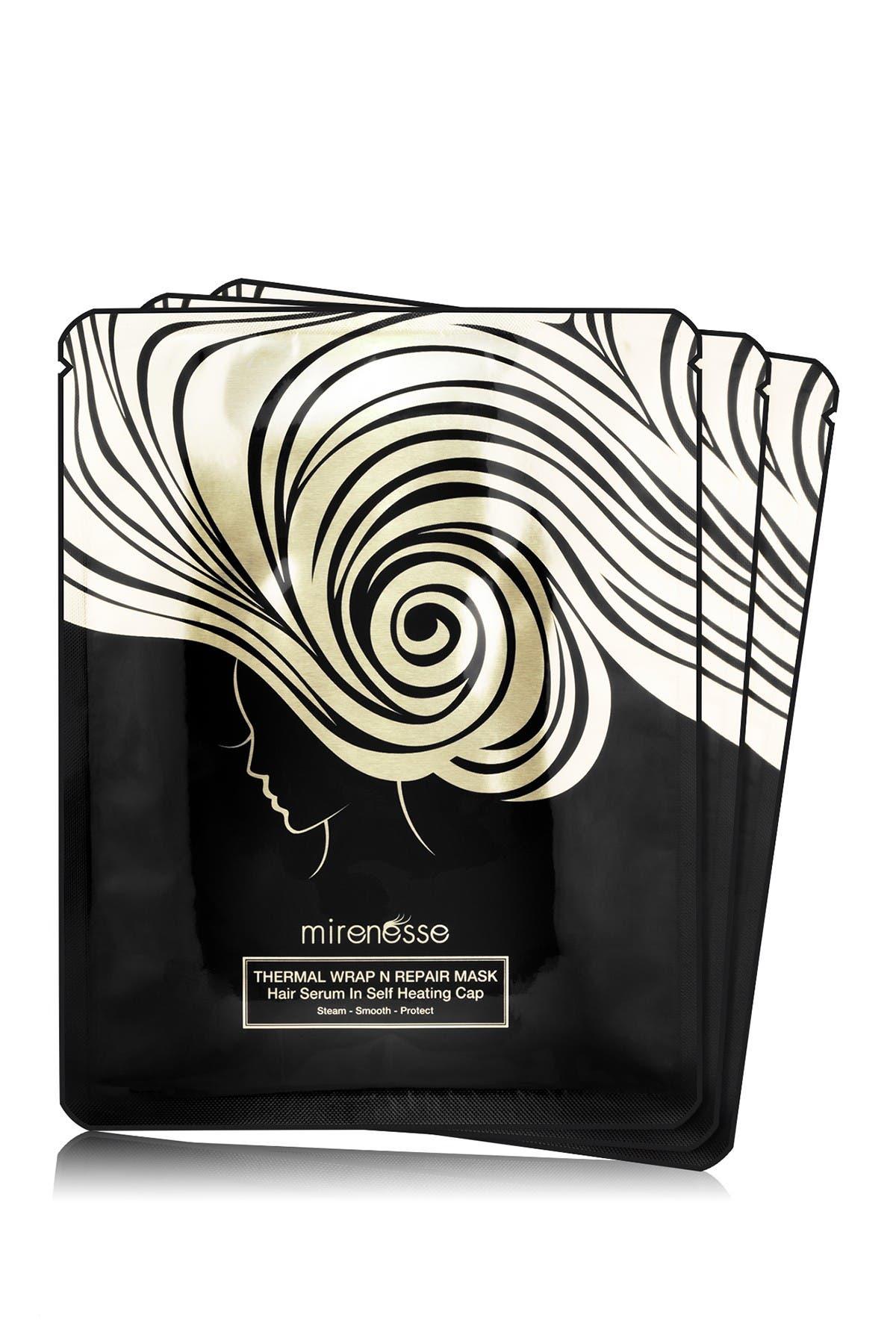 Image of Mirenesse Thermal Hair Repair Mask Treatment Serum - 3 Pack