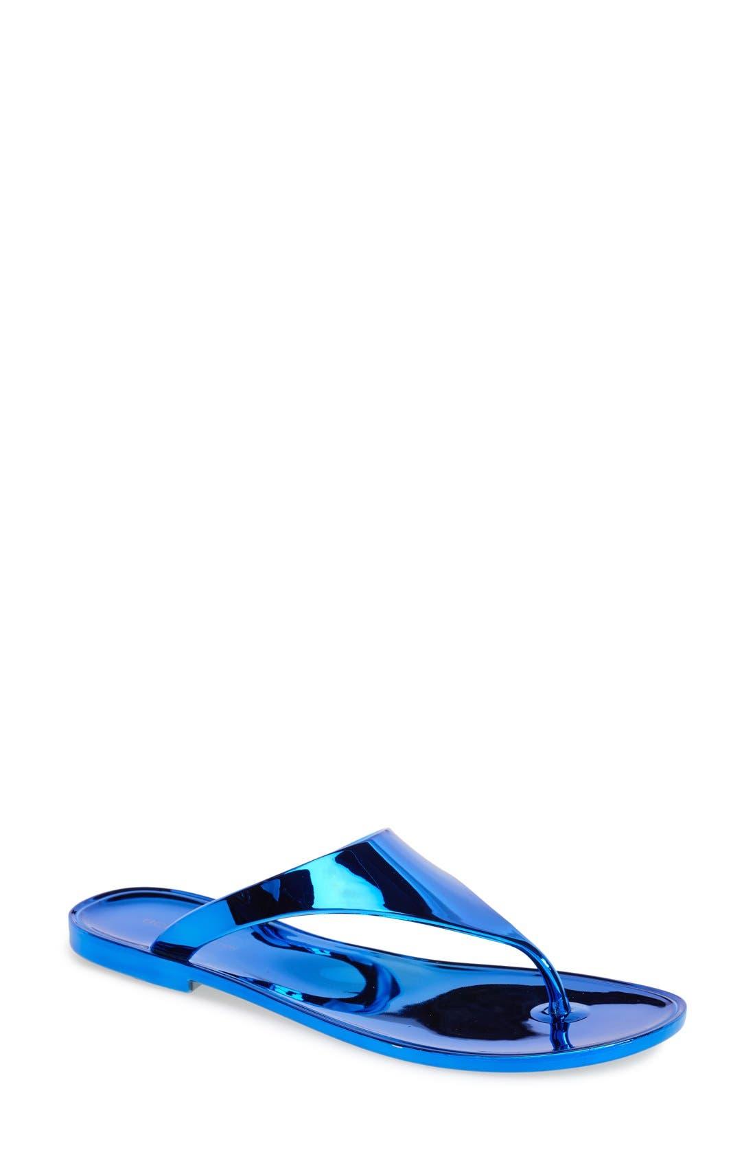 ,                             'Star' Jelly Sandal,                             Main thumbnail 17, color,                             460