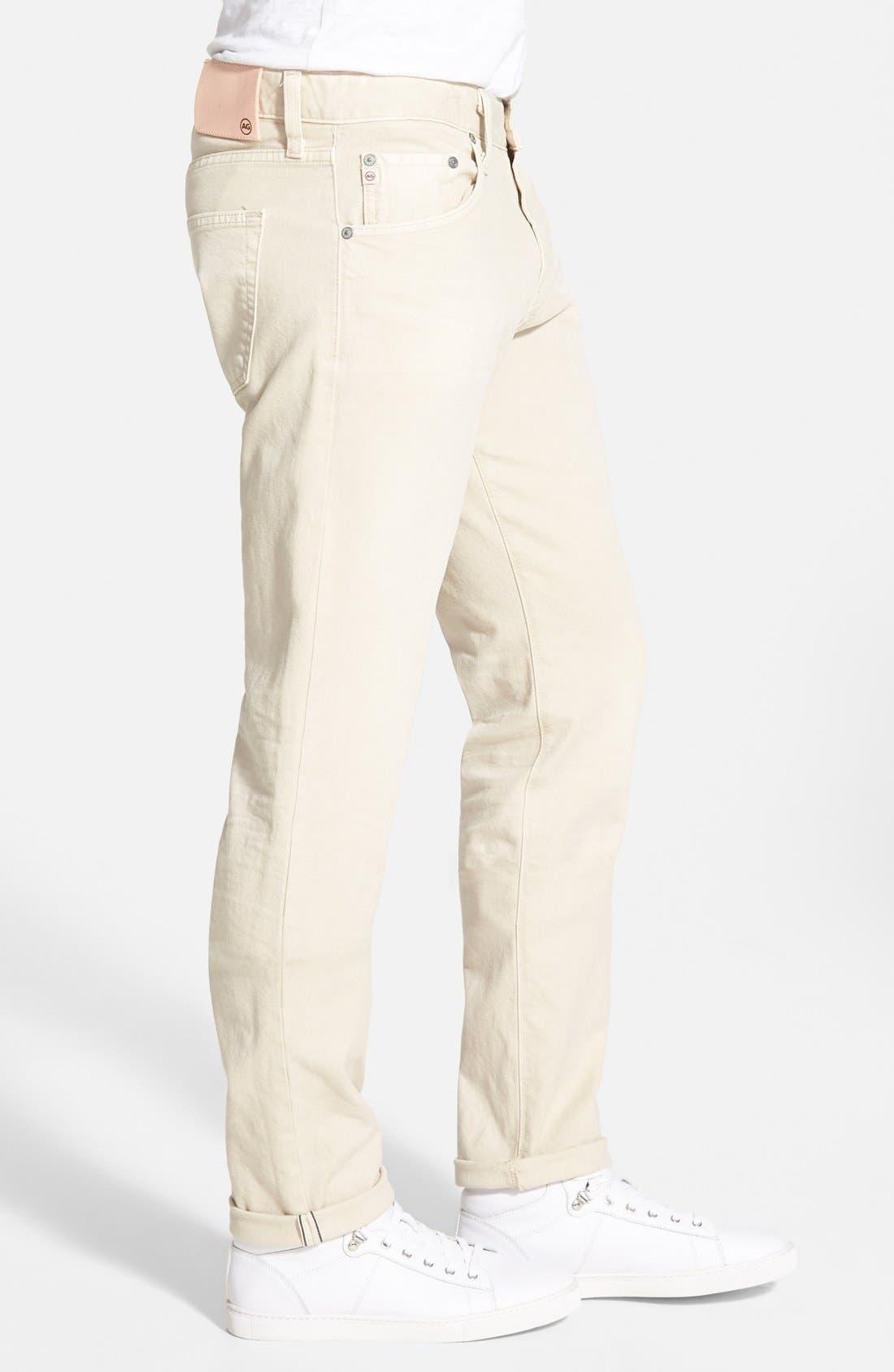 ,                             'Nomad' Skinny Fit Jeans,                             Alternate thumbnail 4, color,                             250