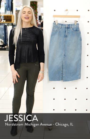 ea77ab8bdf ... Wilshire Denim Midi Skirt, sales video thumbnail ...