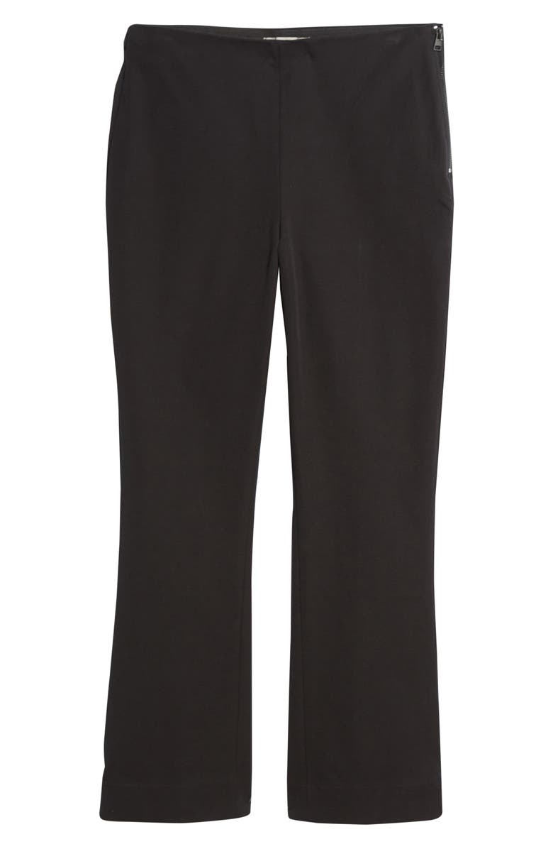 EVERLANE The Kick Crop Work Pants, Main, color, 001