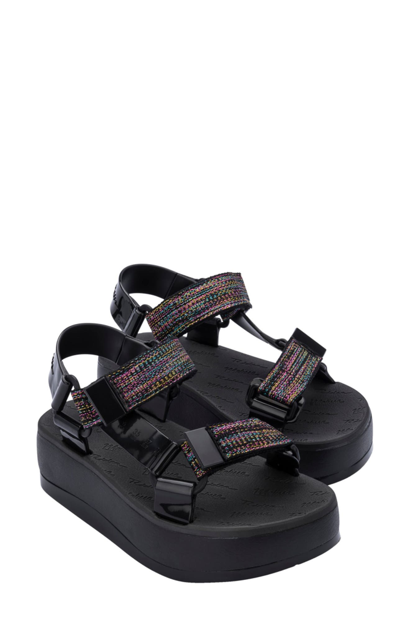 Papete Rider Ii Platform Sandal