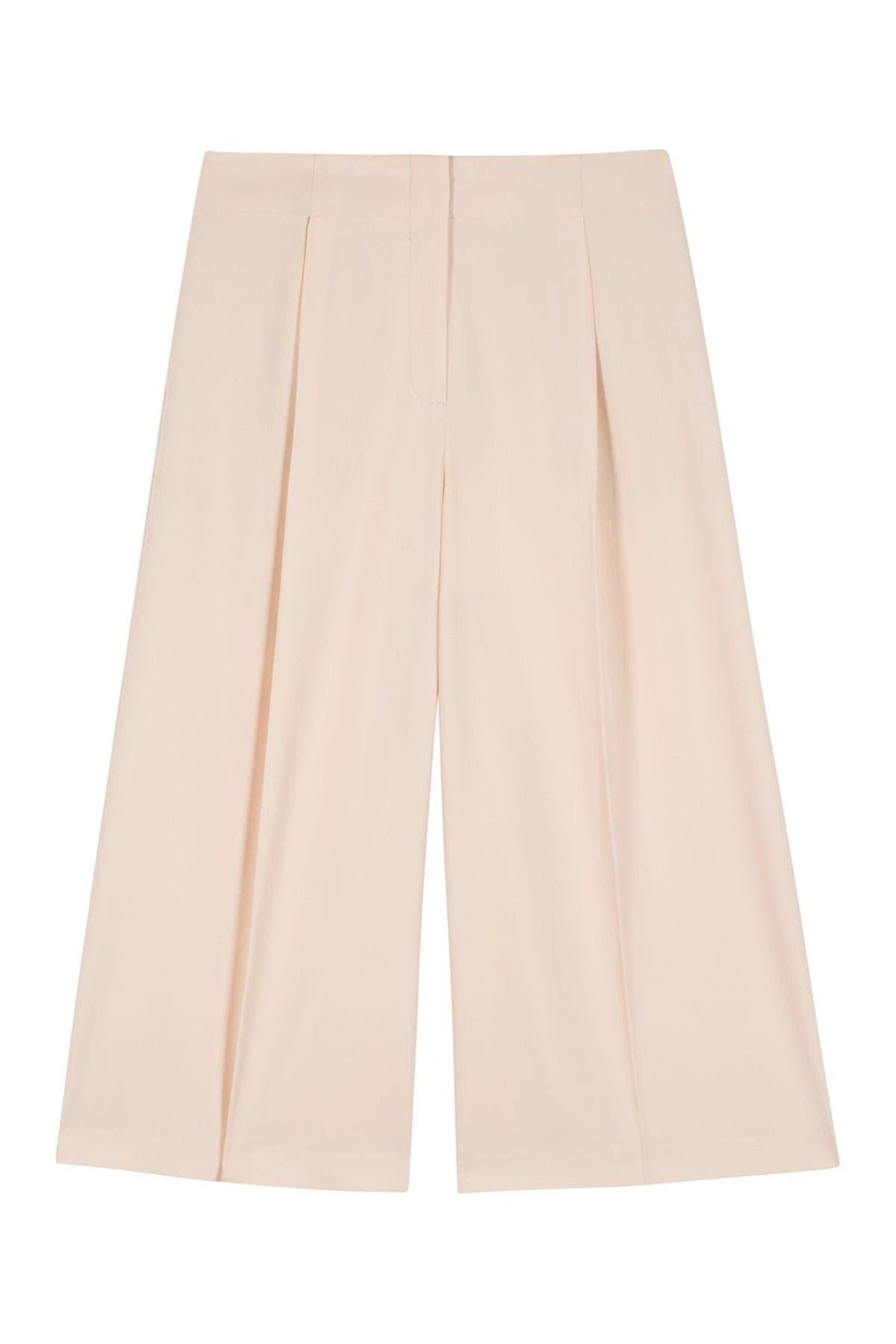 Image of SUISTUDIO Harvey Wool Culotte Trousers