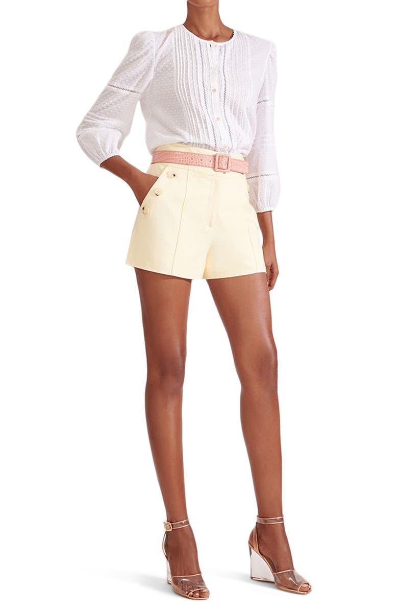 VERONICA BEARD Pine Shorts, Main, color, 700