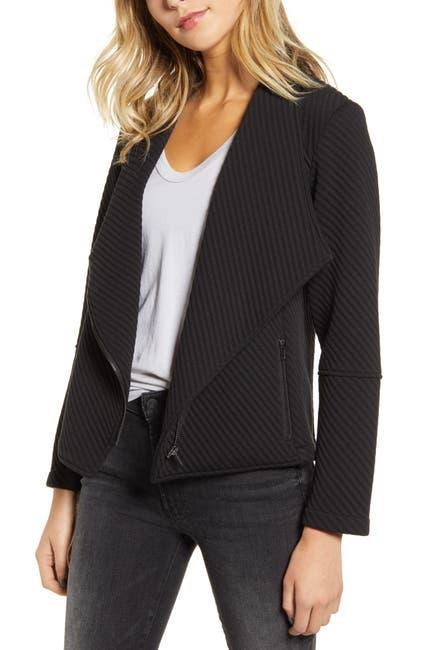 Image of BB Dakota Place To Be Knit Moto Jacket