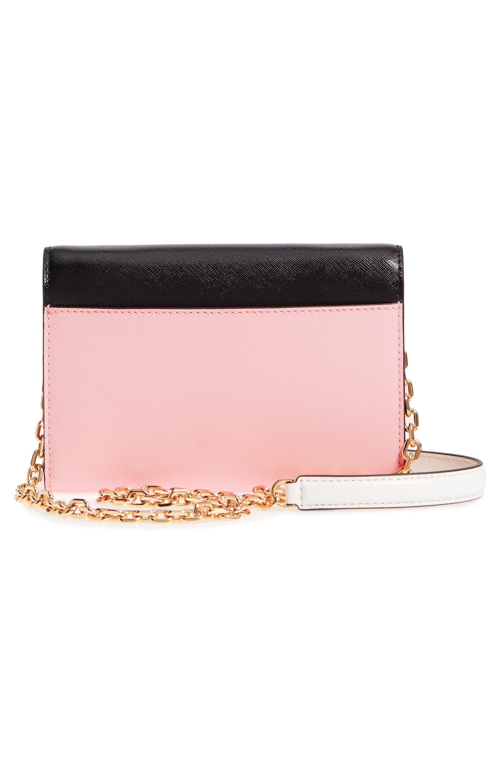 a4ed9e2445a1 MARC JACOBS Snapshot Leather Wallet on a Chain | Nordstrom