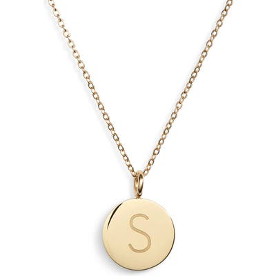 Knotty Initial Charmy Necklace