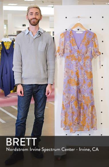 Chandler Floral Dress, sales video thumbnail