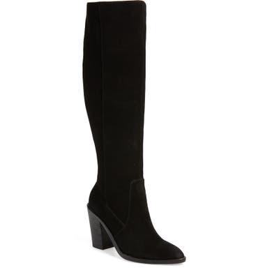 Treasure & Bond Zoe Knee High Boot- Black