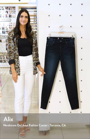 Mia Fab Ab High Waist Skinny Jeans, sales video thumbnail