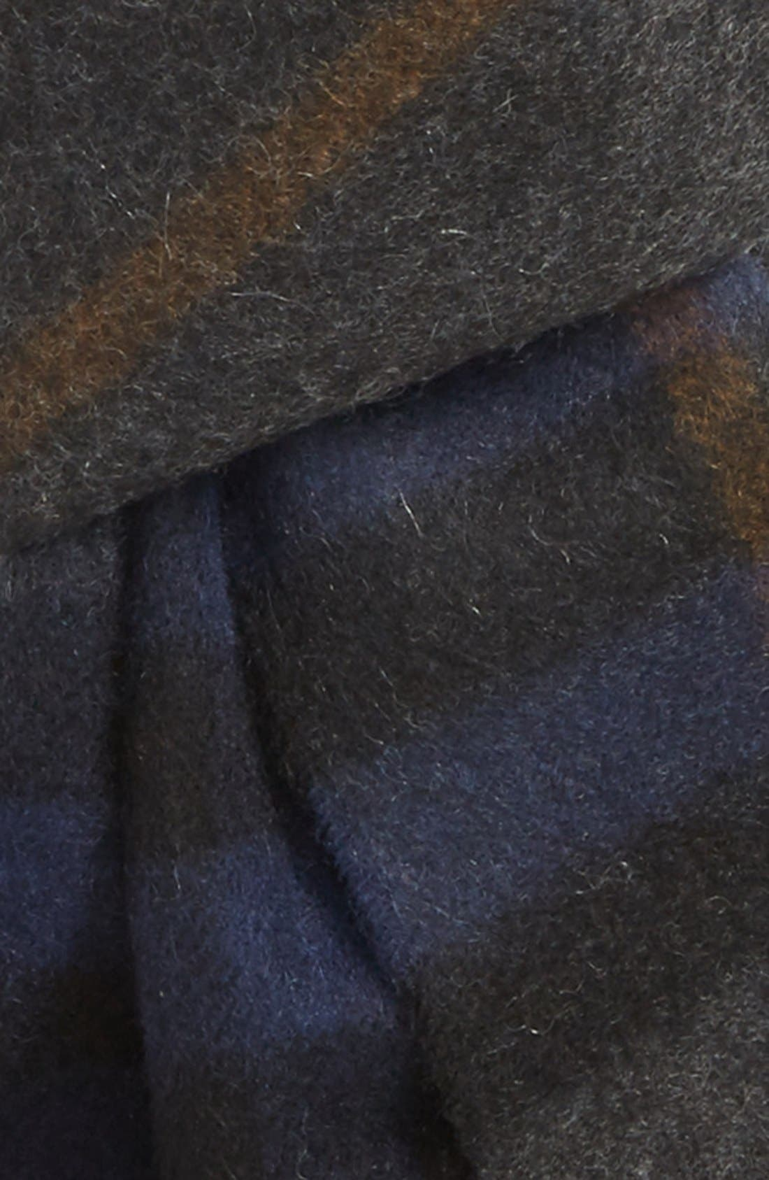 ,                             Heritage Check Cashmere Scarf,                             Alternate thumbnail 15, color,                             019