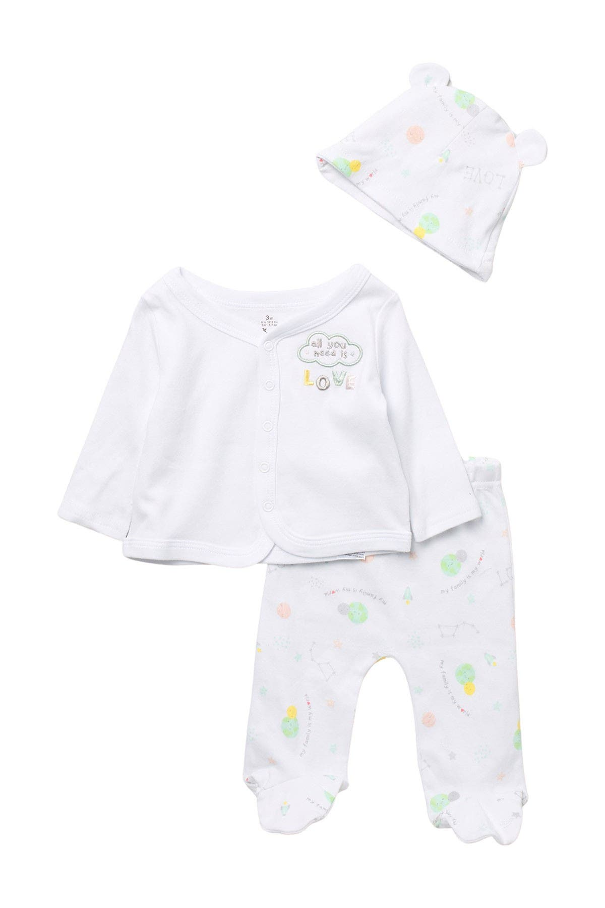 Image of Baby Starters Take Me Home 3 Piece Set