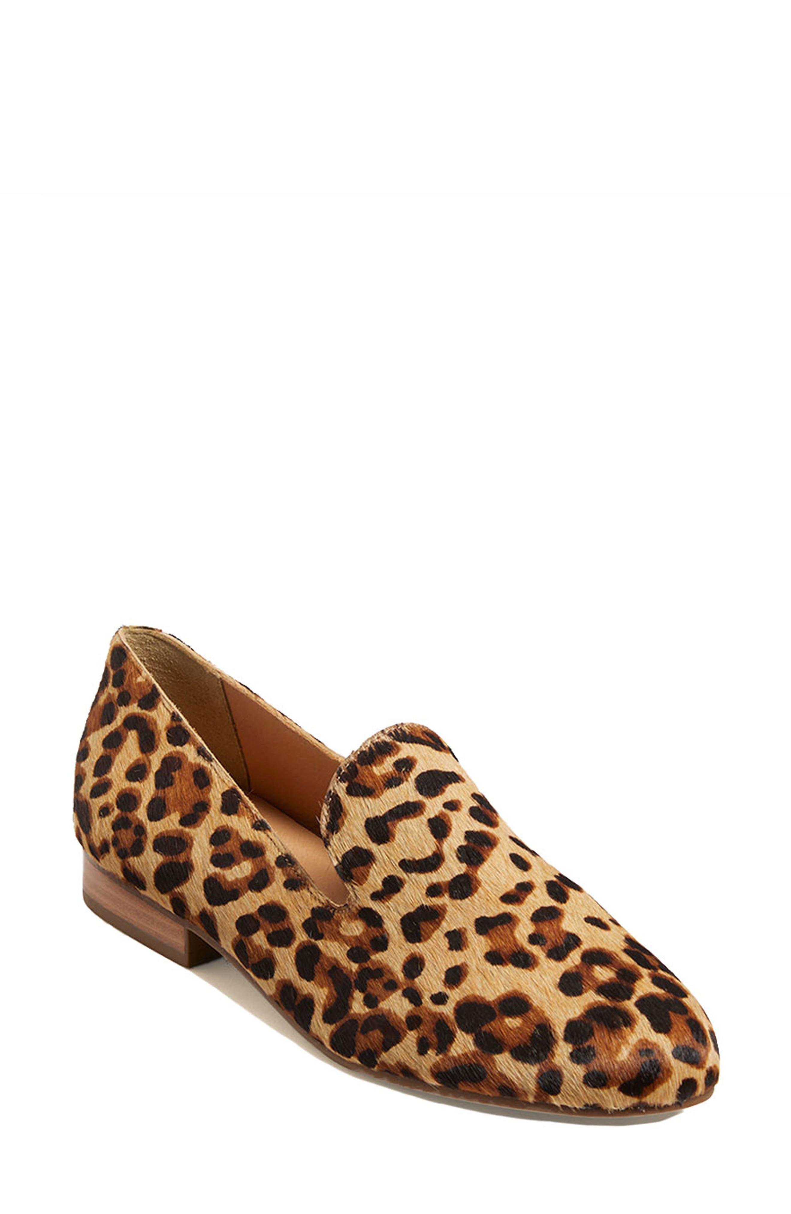 Audrey Genuine Calf Hair Loafer