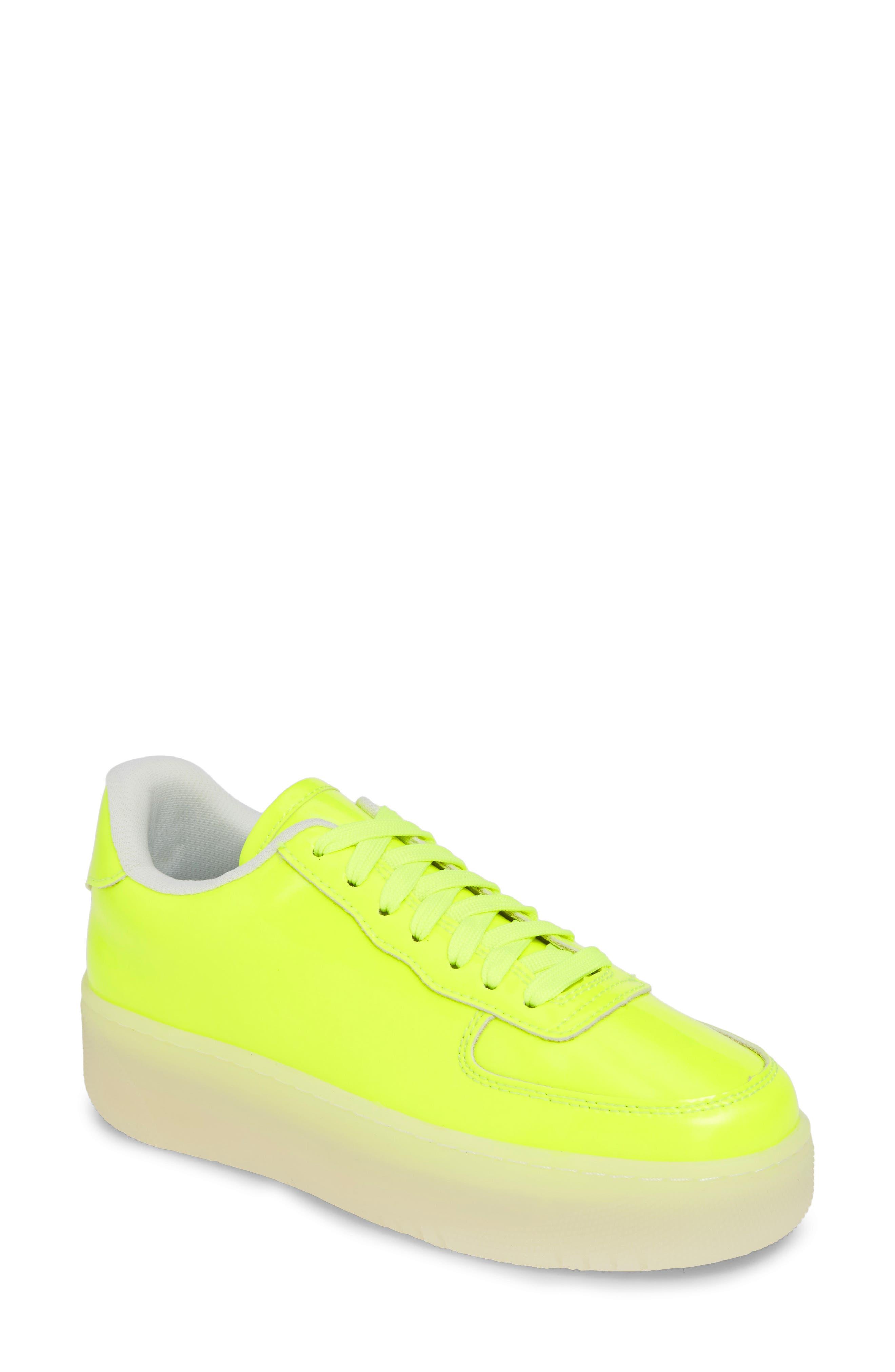 Jeffrey Campbell Court Sneaker- Green