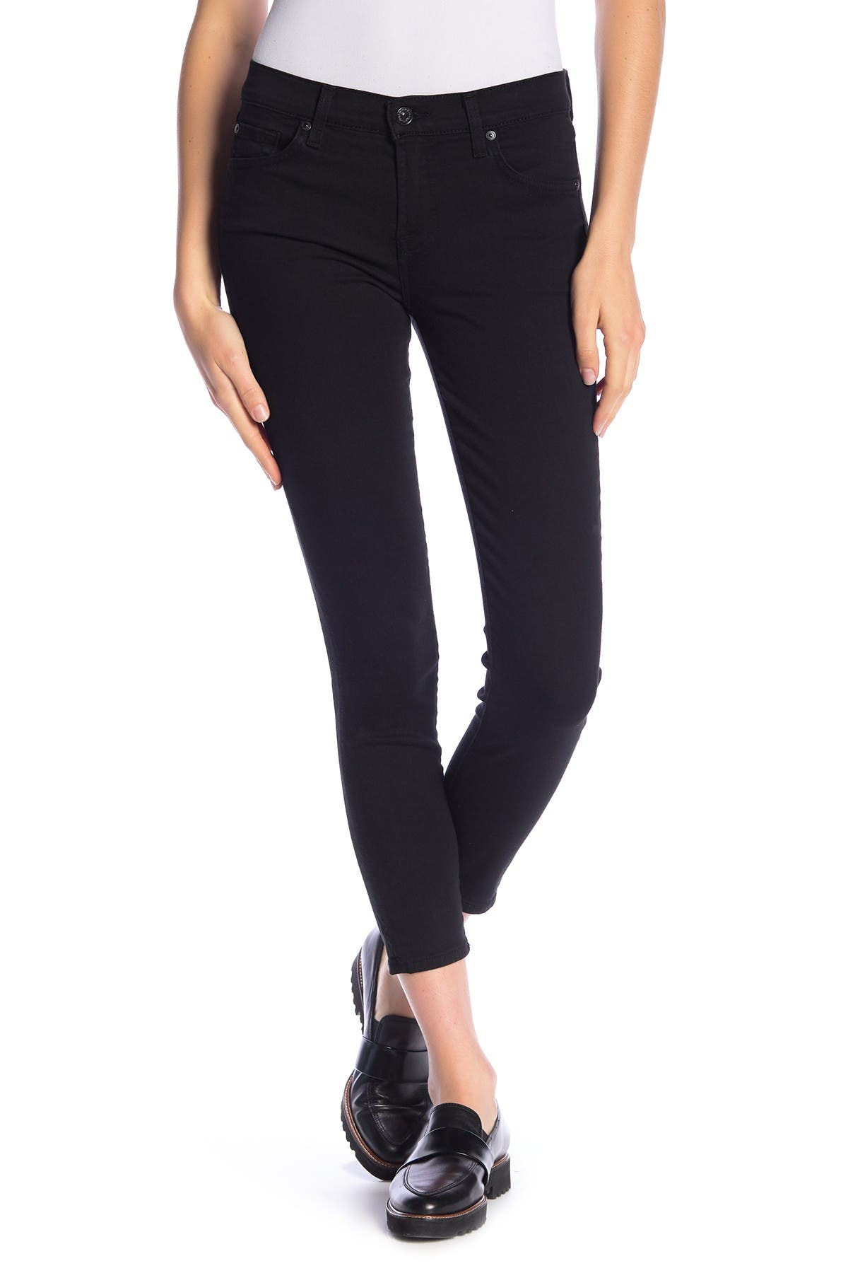 Image of 7 For All Mankind Ankle Gwenevere Jeans