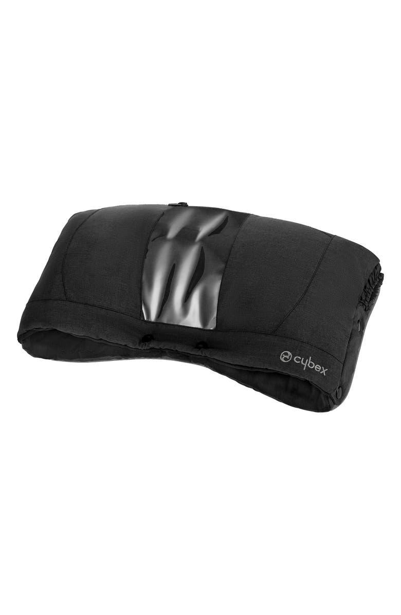 CYBEX Stroller Gloves, Main, color, BLACK