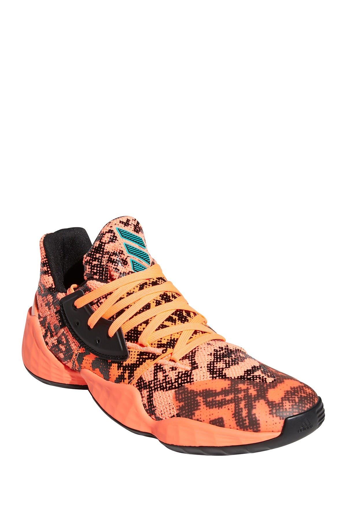 Image of adidas Harden Vol. 4 Basketball Shoe