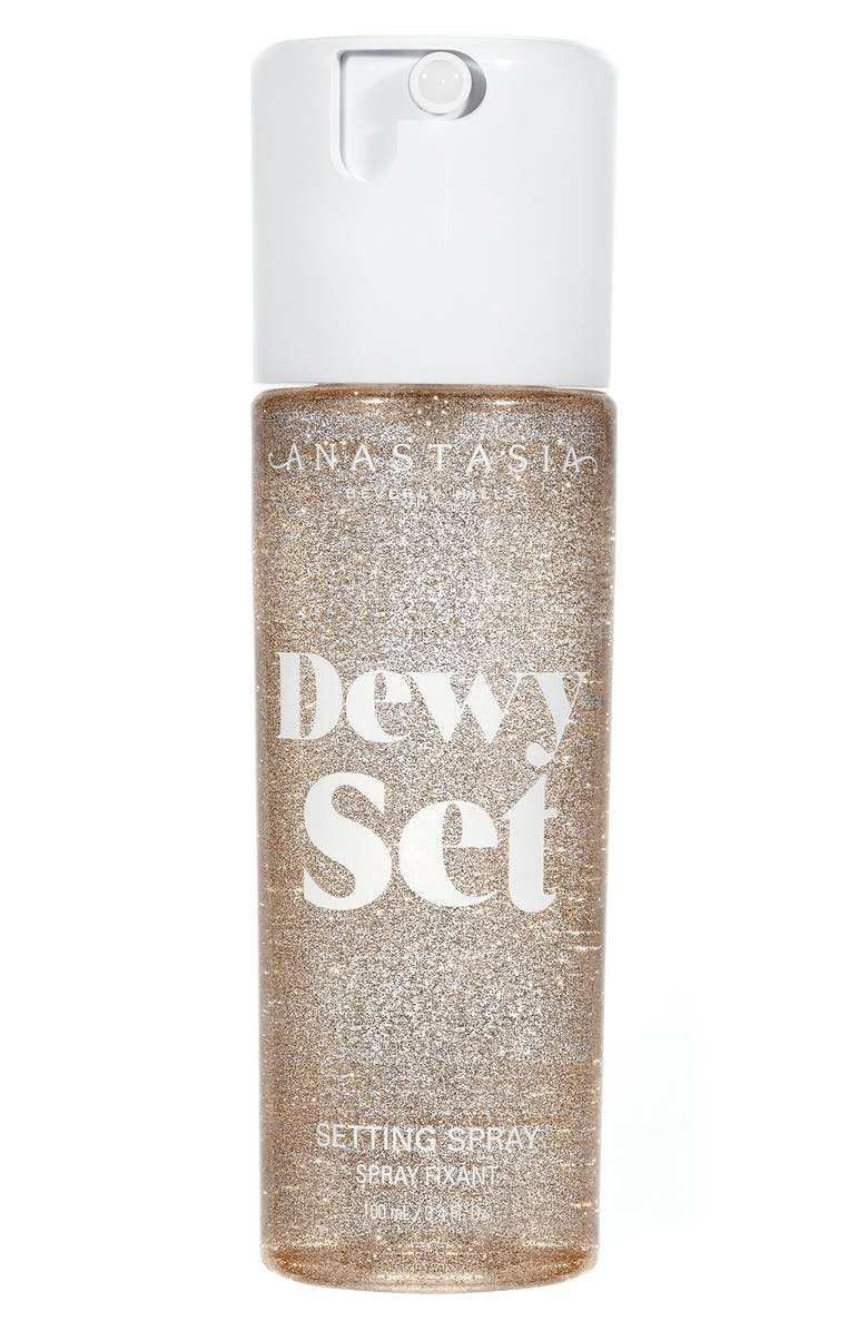 ANASTASIA BEVERLY HILLS Dewy Setting Spray, Main, color, NO COLOR