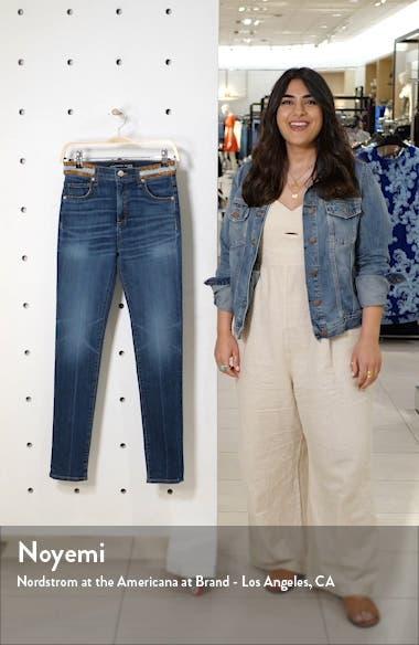 Kate Tux Waistband Skinny Jeans, sales video thumbnail