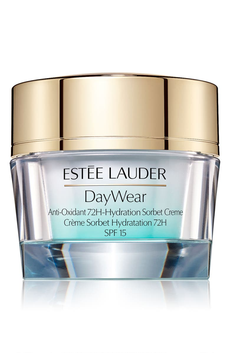 ESTÉE LAUDER DayWear Anti-Oxidant 72H Hydration Sorbet Crème SPF 15, Main, color, NO COLOR