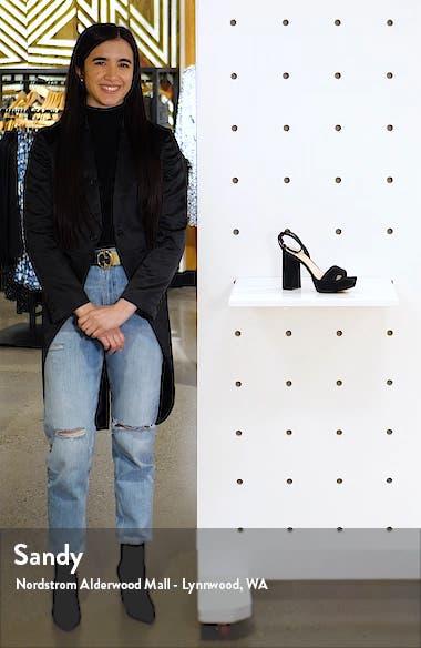 Chastin Platform Sandal, sales video thumbnail