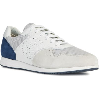 Geox Arsien 2 Sneaker, White