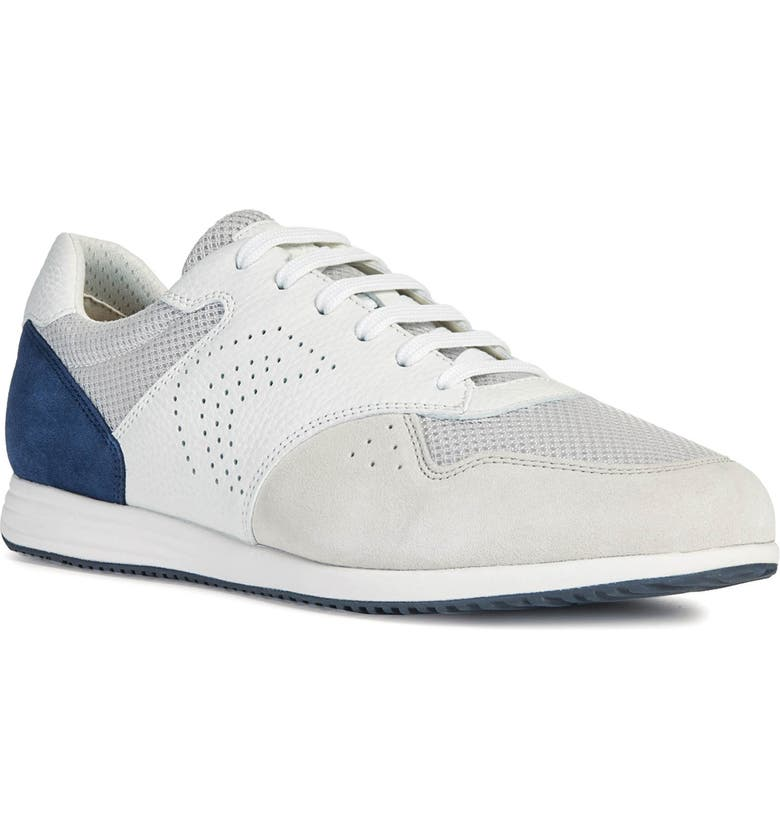 GEOX Arsien 2 Sneaker, Main, color, 100