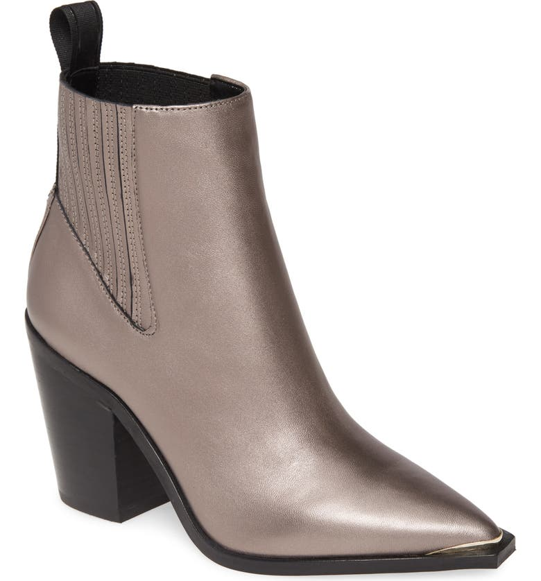 KENNETH COLE NEW YORK West Side Bootie, Main, color, GUNMETAL