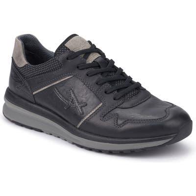 Allrounder By Mephisto El Paso Sneaker, Black