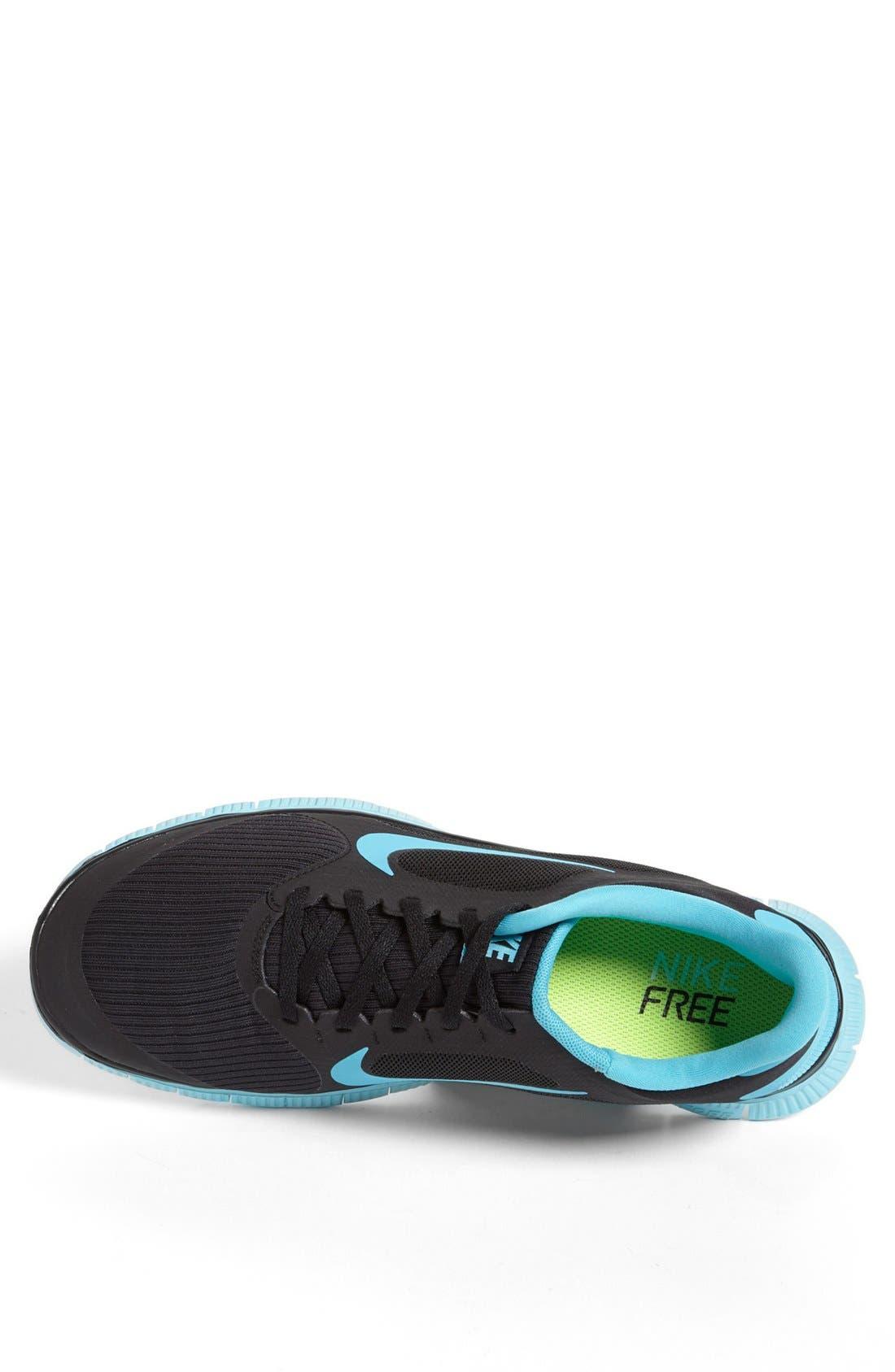 ,                             'Free 4.0 V3' Running Shoe,                             Alternate thumbnail 6, color,                             004
