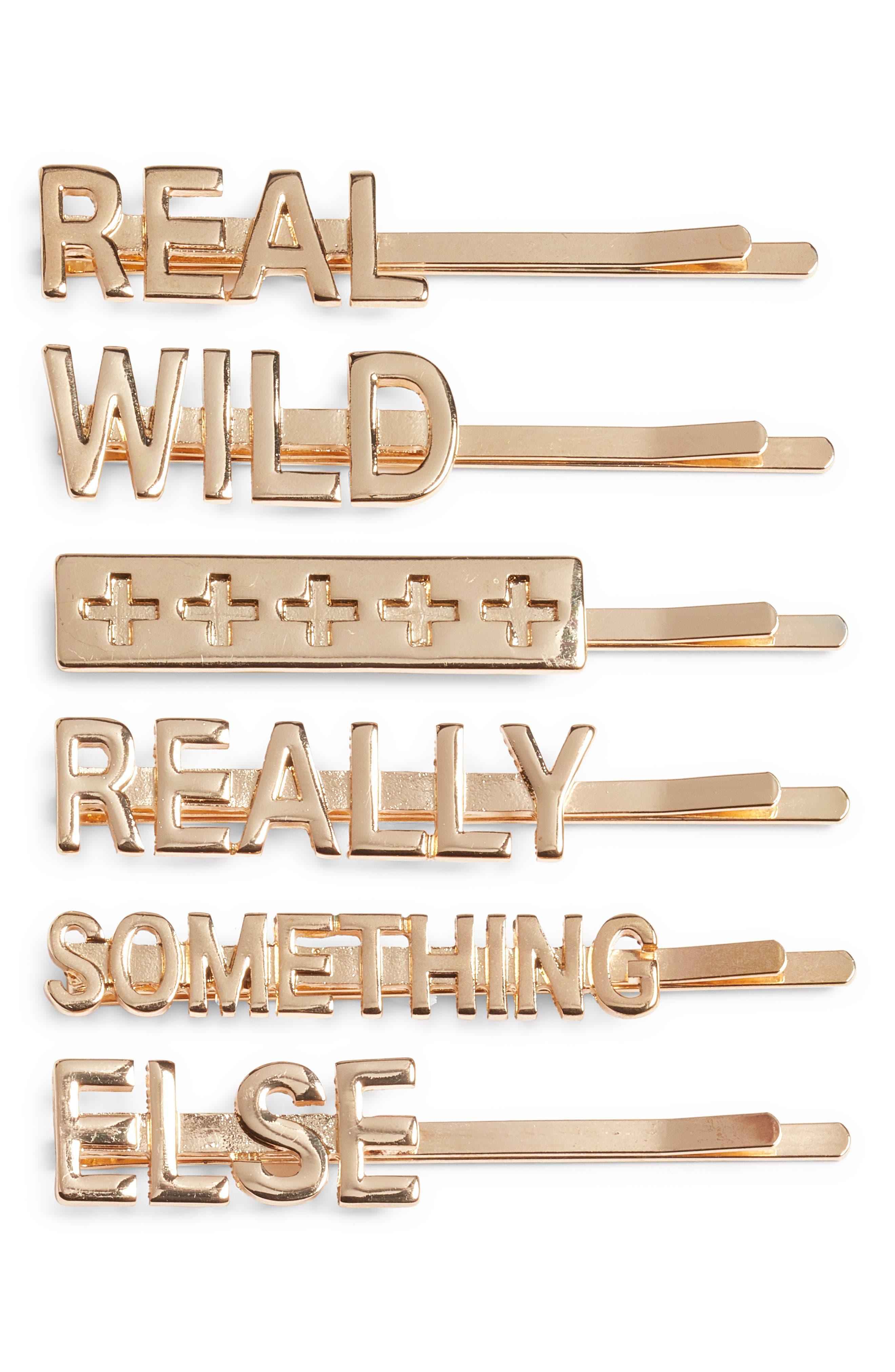 Bp. + Wildfang 6-Pack Hair Pin Set