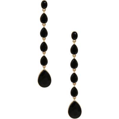 Ettika Crystal Drop Earrings