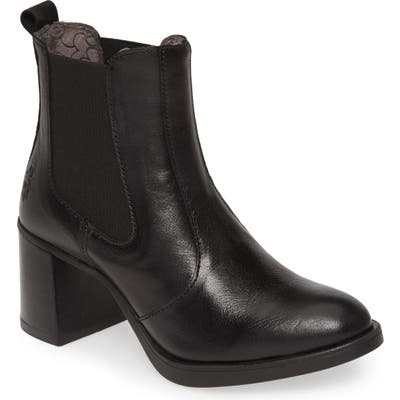 Fly London Seho Bootie - Black