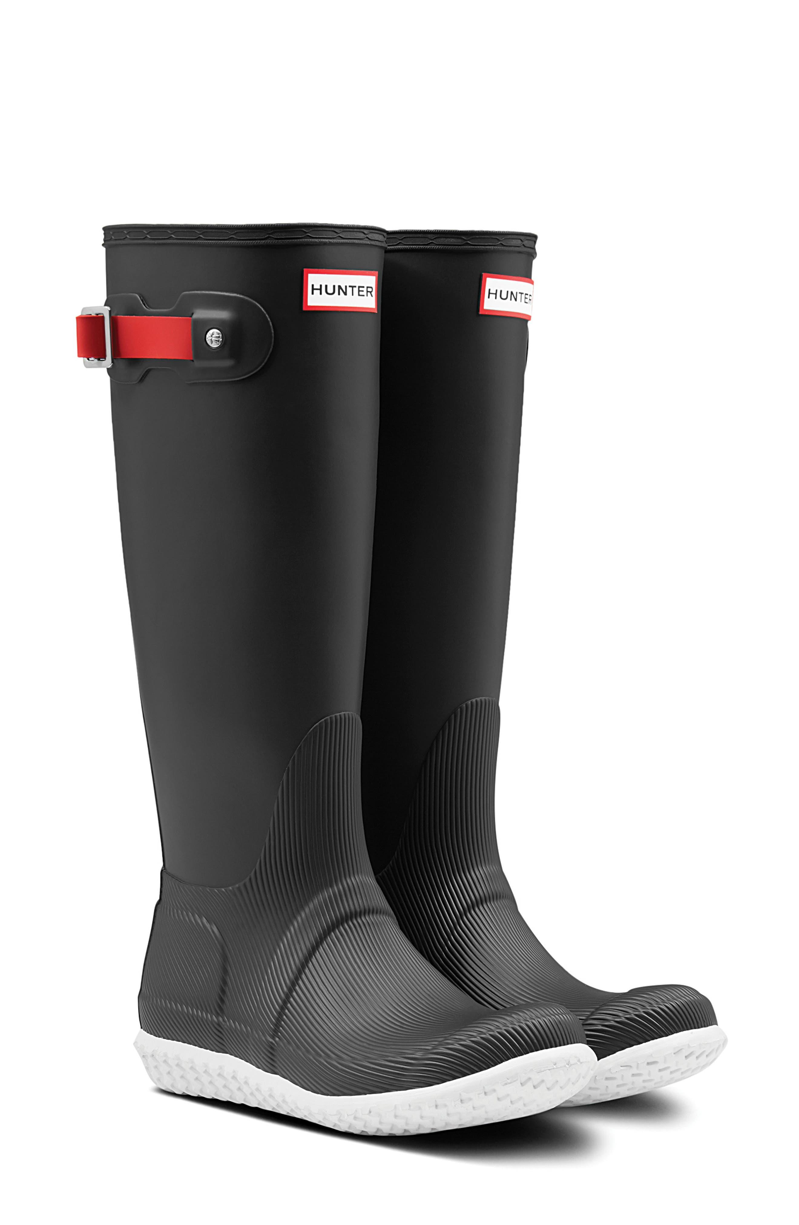 Hunter Original Tall Waterproof Rain
