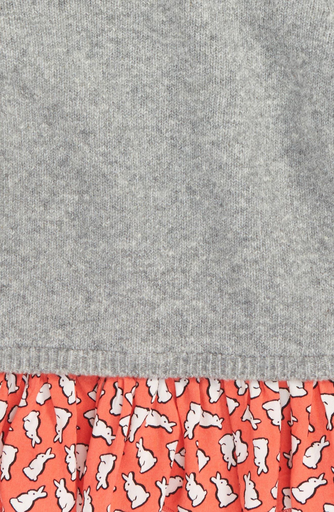 ,                             Ruffle Sweater,                             Alternate thumbnail 2, color,                             030