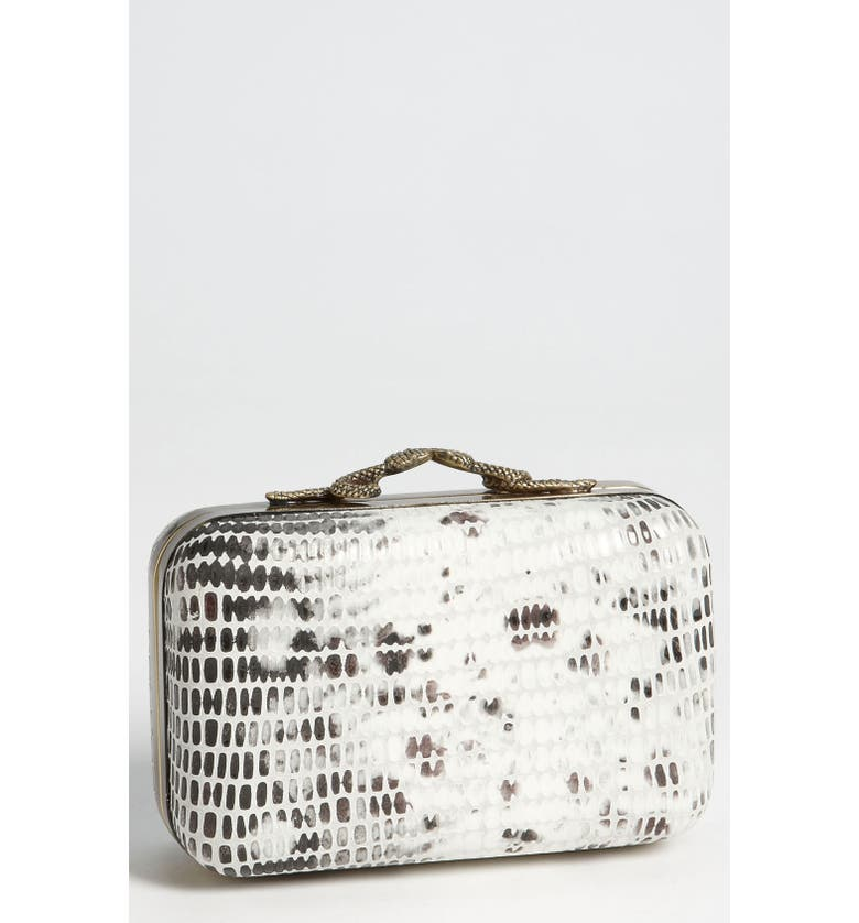 HOUSE OF HARLOW 1960 'Marley' Clutch, Main, color, 001