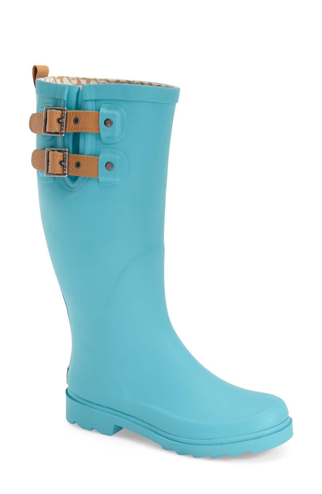 ,                             'Top Solid' Rain Boot,                             Main thumbnail 75, color,                             440