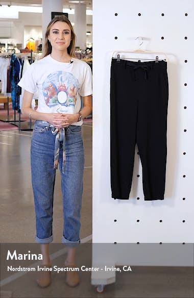 Easy Pull-On Crop Pants, sales video thumbnail