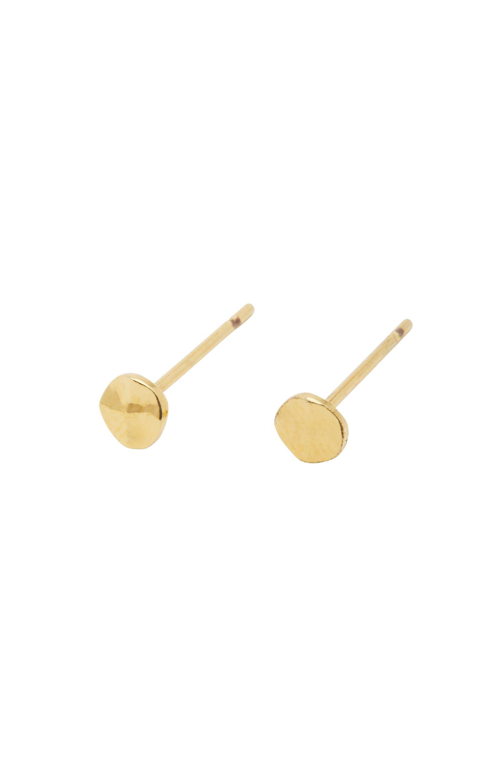 7e0e9c0d3 gorjana Chloe Mini Stud Earrings | Nordstrom