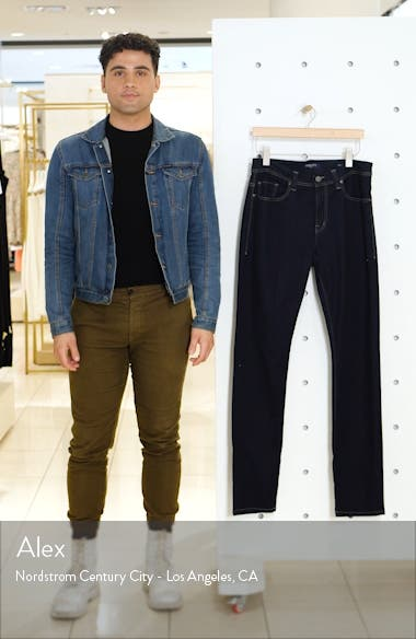 Jimmy Slim Straight Leg Jeans, sales video thumbnail