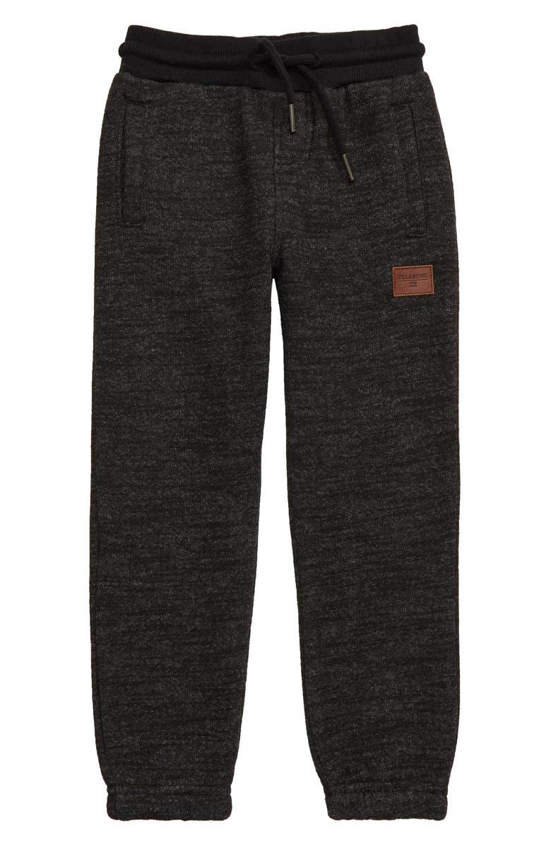 BILLABONG Balance Cuff Sweatpants, Main, color, 001