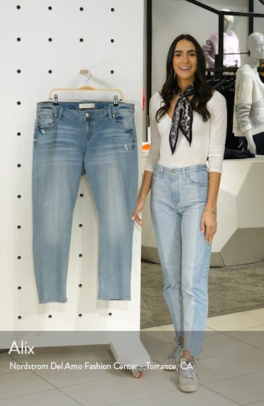 Crop Boyfriend Jeans, sales video thumbnail