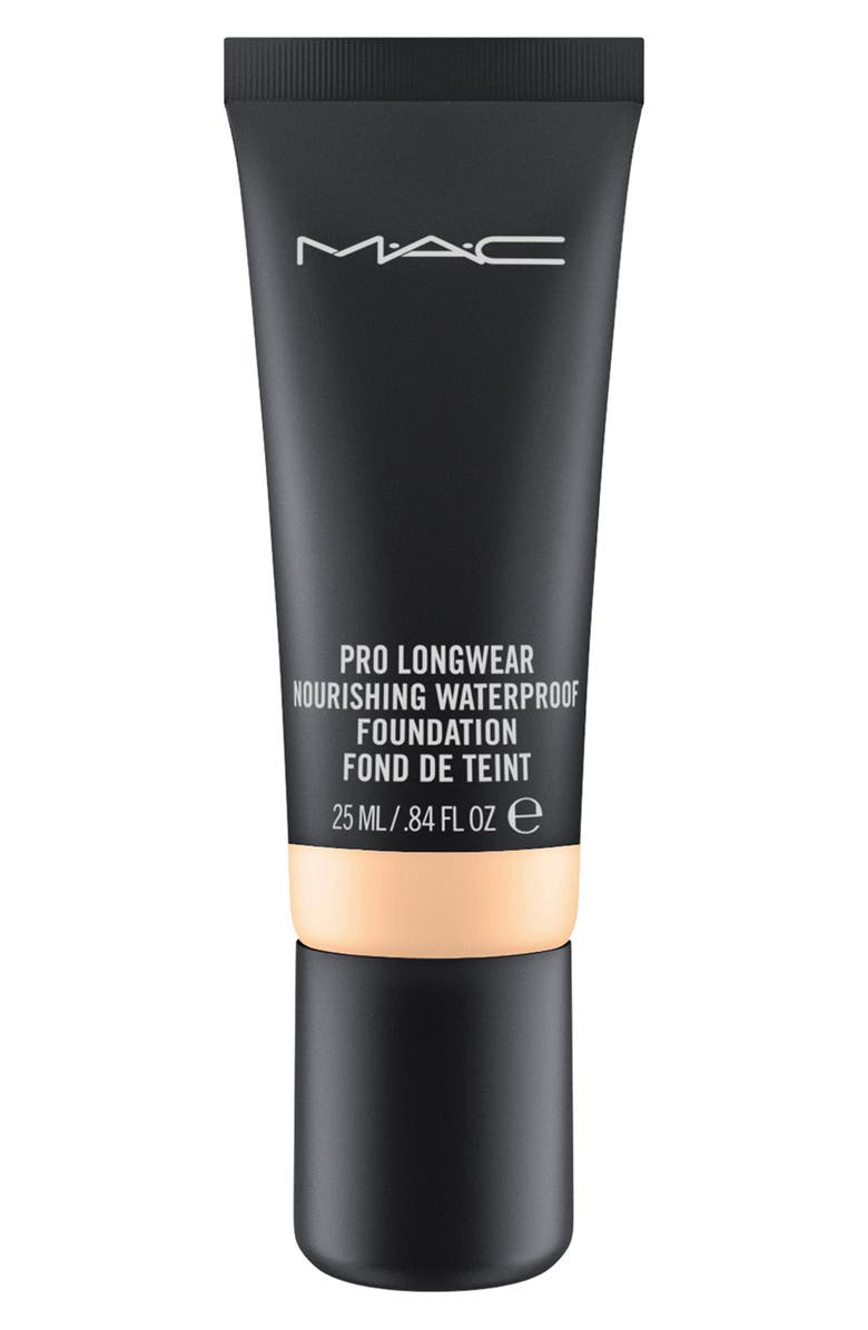 MAC COSMETICS MAC Pro Longwear Nourishing Waterproof Foundation, Main, color, NC13