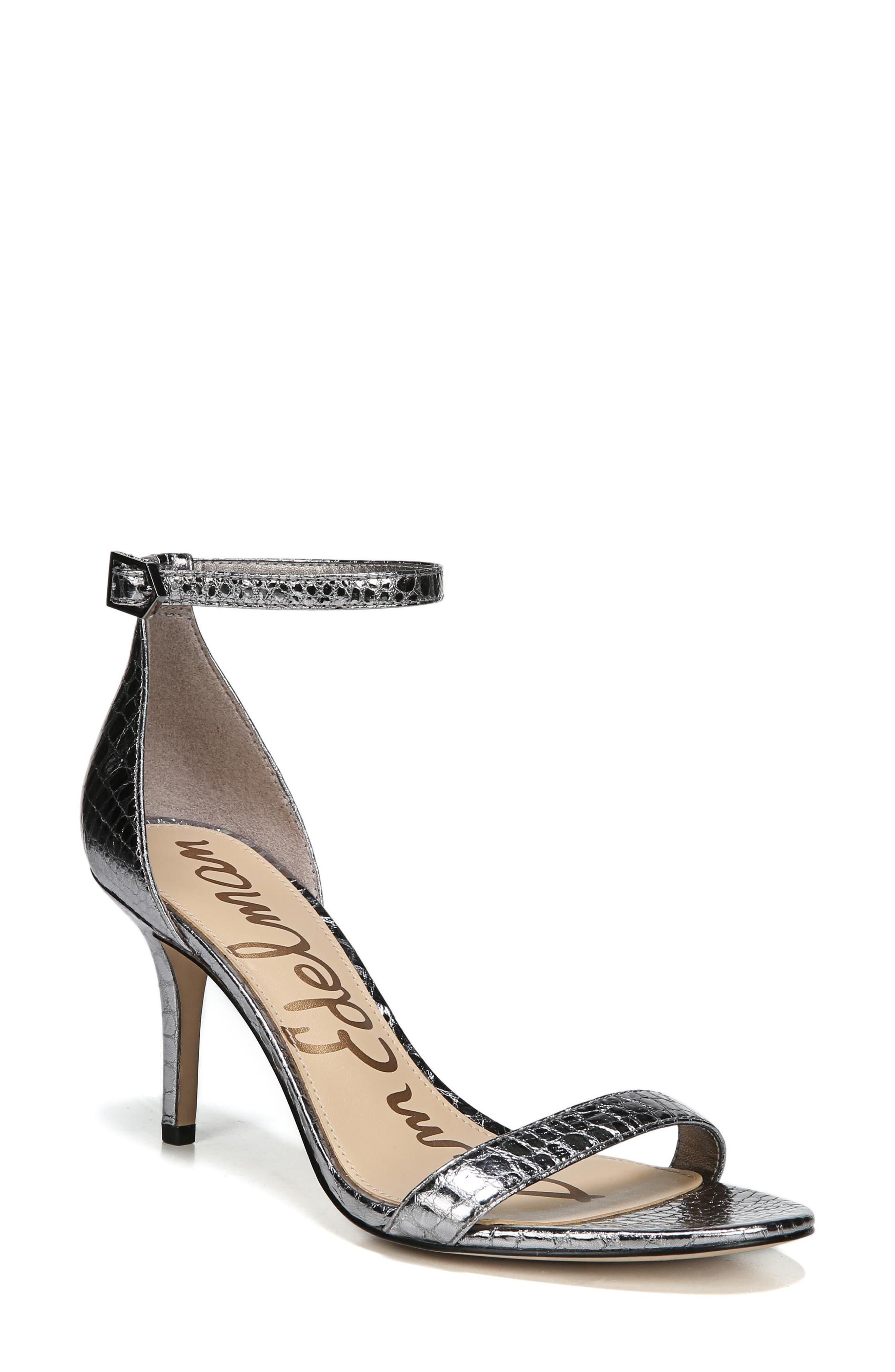 ,                             'Patti' Ankle Strap Sandal,                             Main thumbnail 51, color,                             097