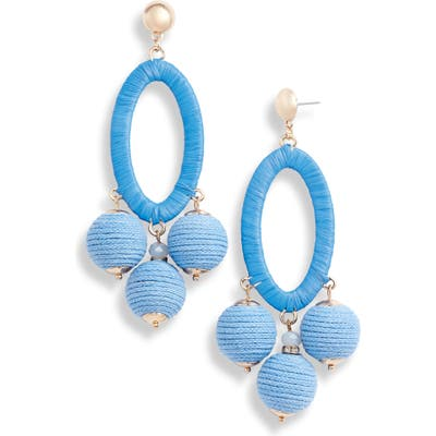 Rachel Parcell Statement Drop Earrings (Nordstrom Exclusive)