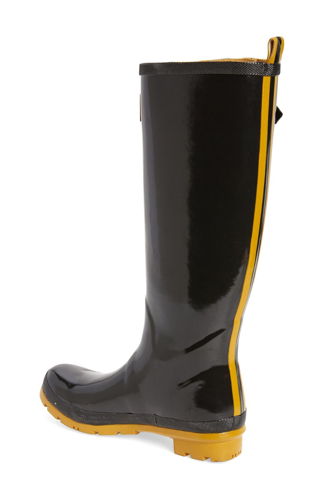 ,                             'Field Welly' Rain Boot,                             Alternate thumbnail 8, color,                             002