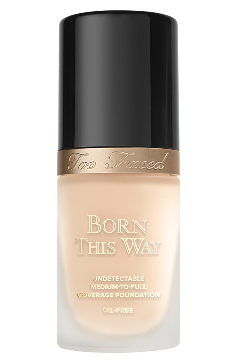 TOO FACED Born This Way Foundation, Main, color, SEASHELL