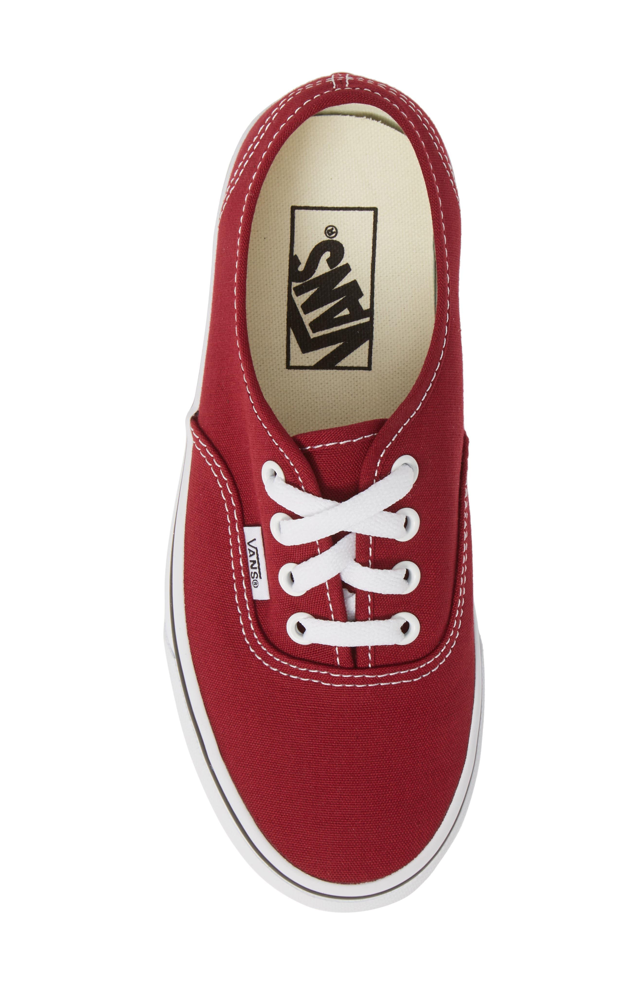 ,                             'Authentic' Sneaker,                             Alternate thumbnail 518, color,                             932
